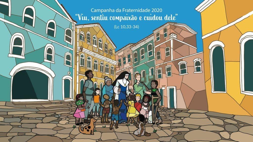 Cartaz Campanha da Fraternidade