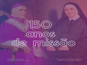 150 anos de missão
